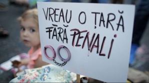 Protest împotriva OUG 13 bis