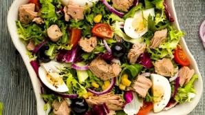 Şi salata îngraşă. Recomandările specialiştilor
