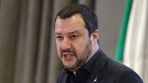 Salvini, din nou declaraţii şocante pe tema migranţilor