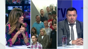 """Scandal la Talk News între reprezentanți PSD şi PNL: """"Sunteţi un condamnat şi un nesimţit"""""""