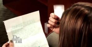 O viaţă a fost oaia neagră. Apoi a deschis Biblia mamei şi a găsit o scrisoare terifiantă. Era...