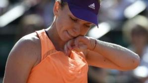 Simona Halep s-a întors în ţară după eliminarea prematură de la Wimbledon