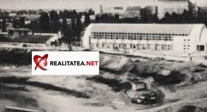 Construirea stadionului Dinamo. Arhivă Cristian Otopeanu