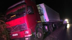 Şofer de TIR, găsit mort la volan. Tragedia s-a întâmplat în judeţul Brăila