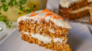 Cum să prepari cel mai bun tort... de morcovi. Toată lumea va fi impresionată