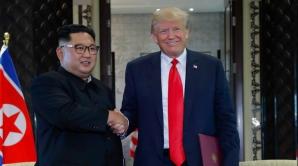 Donald Trump s-ar putea întâlni din nou cu liderul nord-coreean, Kim Jong-Un