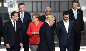 Donald Trump, din nou critic la adresa partenerilor din NATO