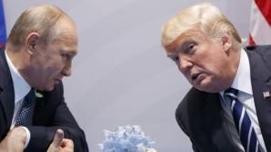 Trump și Putin, față în față