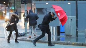Informare meteo de ultimă oră: revin ploile. Cod galben de FURTUNI - HARTA la zi