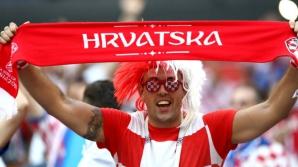Meci Croatia - Anglia