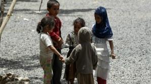 Statistică înfiorătoare. Câţi copii au murit în Yemen de la începerea conflictului
