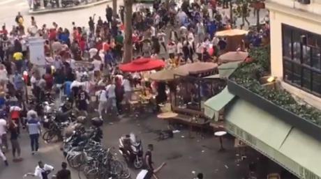 Incidente violente în Franța, după victoria la Cupa Mondială