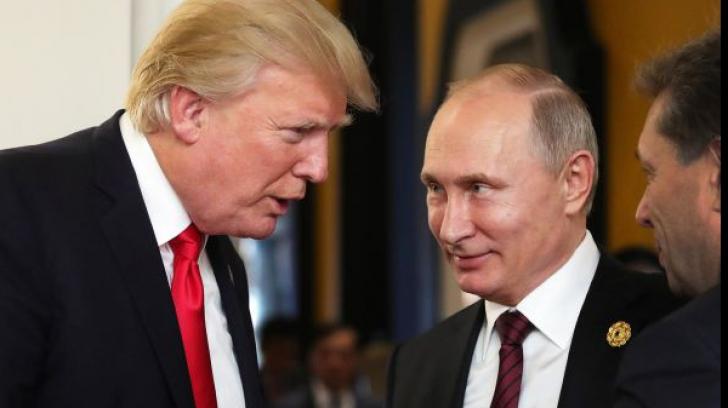 Putin, implicat în alegerile din SUA?
