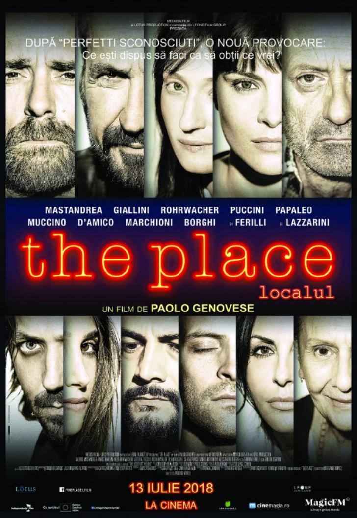 The Place, în cinematografe