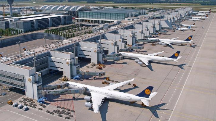 Incident pe Aeroportul din Munchen după ce o femeie a trecut neobservată de punctul de securitate