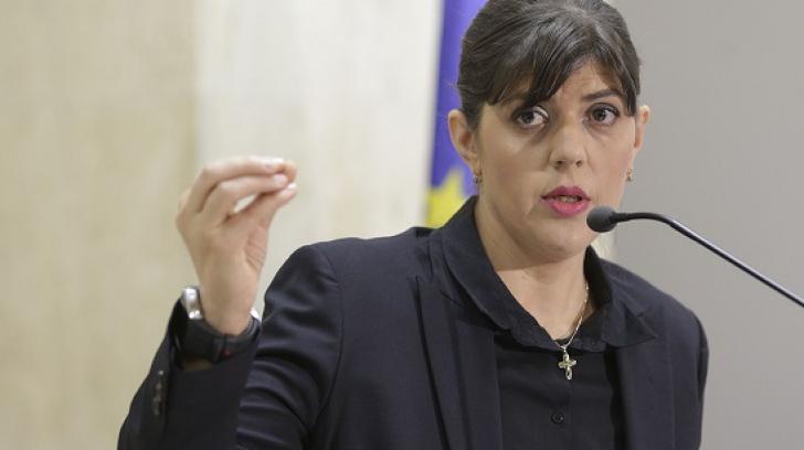 CSM discută astăzi unde va activa ca procuror Laura Codruţa Kovesi