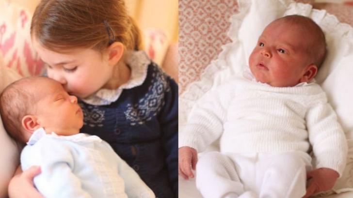 Prinţul Louis al Marii Britanii va fi botezat luni în cadrul unei ceremonii private