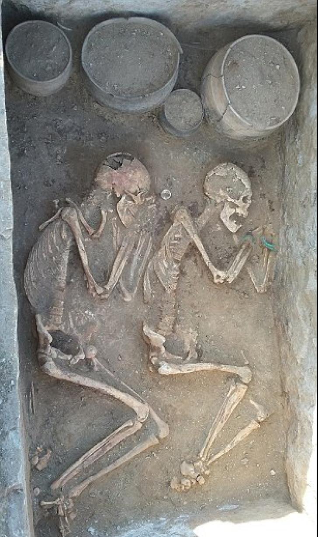 Romeo și Julieta din Epoca de bronz