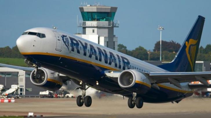 Piloţii Ryanair din Germania au votat în favoarea declanşării unei greve