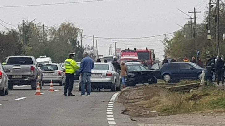 accident Buzau