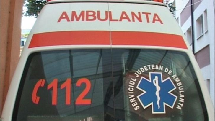 Accident grav în județul Suceava