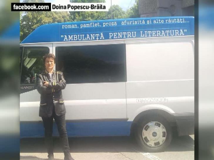 Caz şocant, în Capitală! Scriitoare bătută crunt în ambulanţă. Motivul, halucinant!