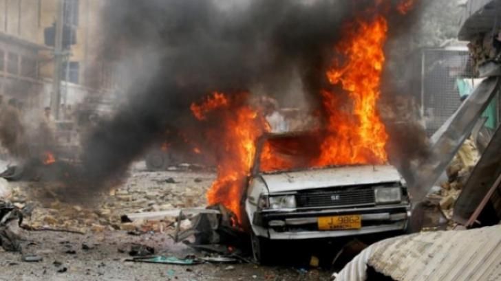 Atentat cu bombă în Pakistan: cel puţin 70 de morţi şi peste 100 de răniţi