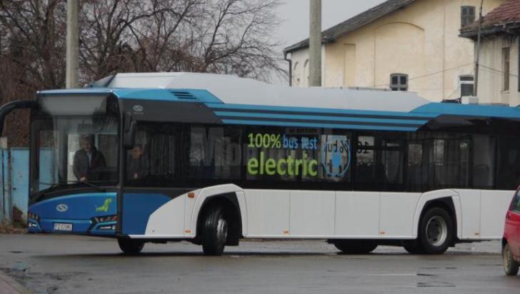 După Cluj, și Iașul se dotează cu autobuze electrice. Bucureștiul mai așteaptă