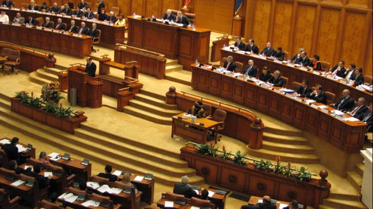 Camera Deputaților: luni și marți, program atât în plen, cât și în comisii