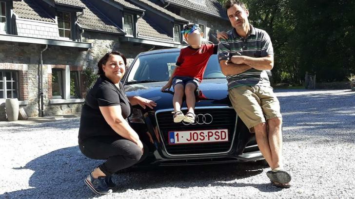 FENOMEN. Un alt român vine în țară cu mașina cu numere anti-PSD. Postarea lui, VIRALĂ