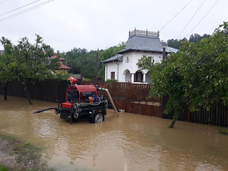 inundatii Arges