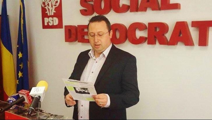 """Un primar PSD a semnat petiția """"Fără penali în funcții publice"""""""