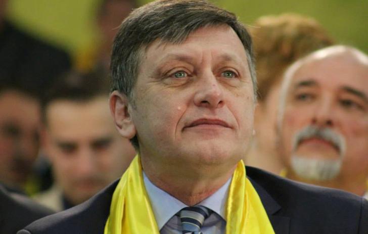 Crin Antonescu, declaraţia care zguduie scena politică