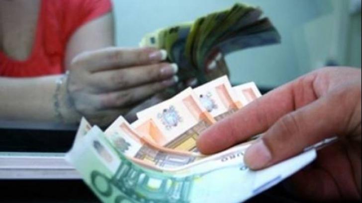 Schimb valutar (foto generic)