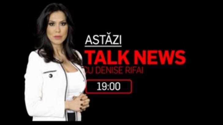EDIŢIE SPECIALĂ: Astrologul Cristina Demetrescu vine la TALK NEWS cu Denise Rifai