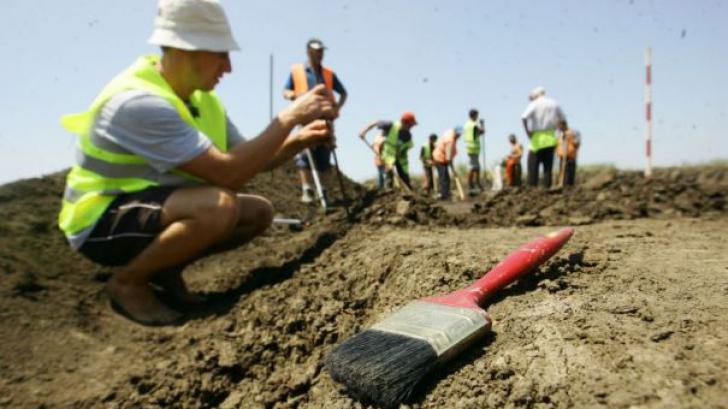 Descoperire arheologica in judetul Buzau