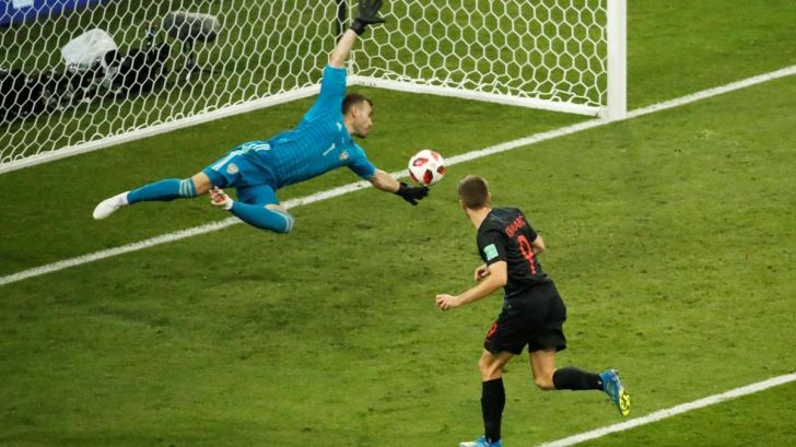 Croația a eliminat Rusia la 11 metri, după un meci de infarct în sferturile CM 2018