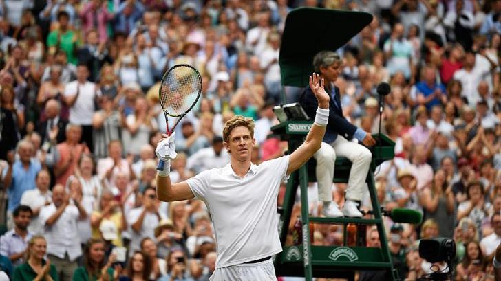 Kevin Anderson, în finală cu Nadal