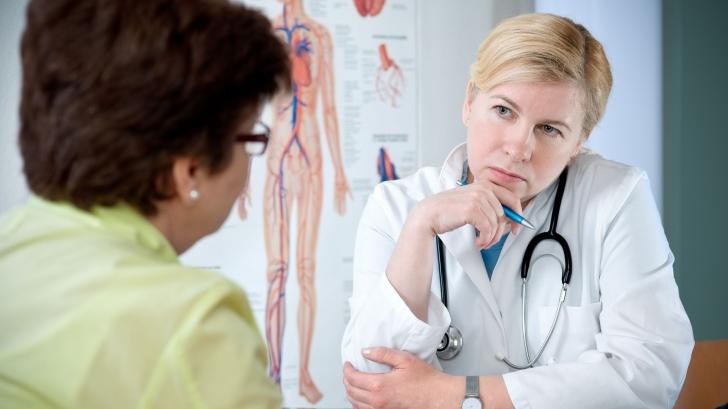 Simptomele care trebuie să te trimită la medic: atenţie, poate fi grav!