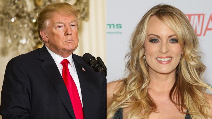 Donald Trump, înregistrat de avocatul său când vorbea despre plata către Stormy Daniels