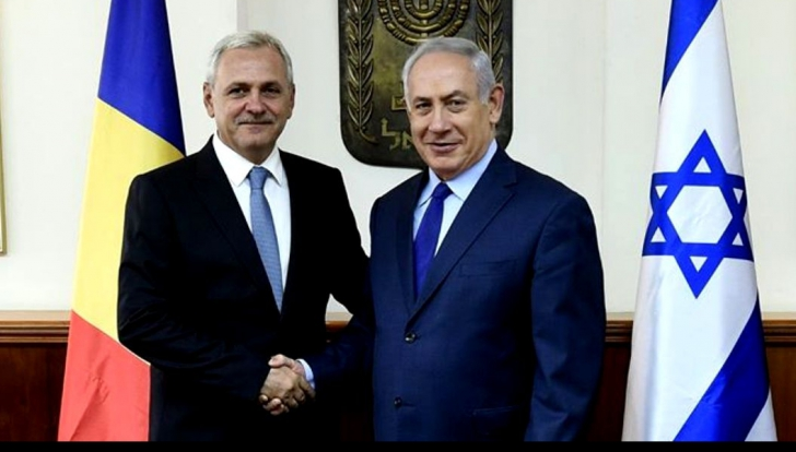 Dragnea, copy-paste din Israel