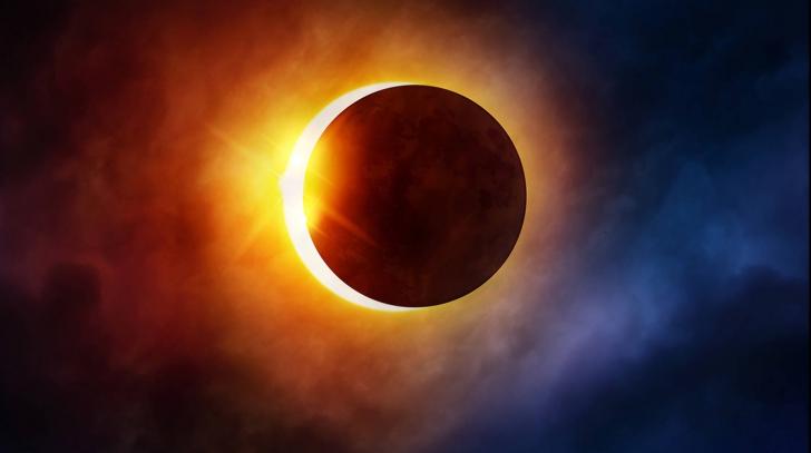 Eclipsa de soare 13 iulie 2018