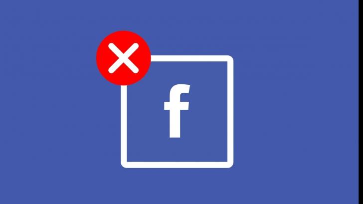Facebook a eliminat conturi. Cum a fost posibil aşa ceva