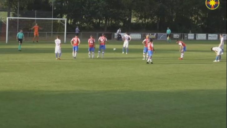 FCSB, remiză cu campioana Belgiei!