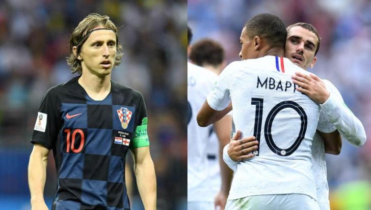 Franța este noua campioană a fotbalului mondial. Macron, felicitat de Trump