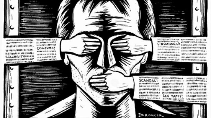 RAPORT - Libertatea presei, amenințată. Jurnaliștii, vizați de acțiuni periculoase în mediul online