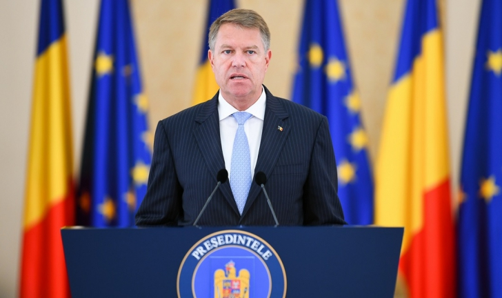 """UDMR nu vede vreun """"motiv serios"""" de suspendare a preşedintelui Klaus Iohannis / Foto: Administraţia Prezidenţială"""