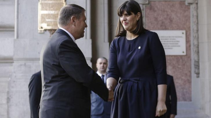 Klaus Iohannis a semnat decretul de revocare a Laurei Codruța Kovesi de la șefia DNA