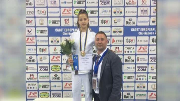 Medalii importante câştigate de sportivii români la Campionatul European de Judo