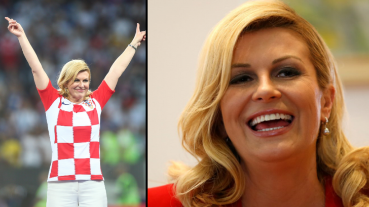 Toată lumea o ştie pe Kolinda Kitarovic, liderul Croației, dar cât de bine arată fiica ei, Katarina